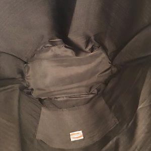 O'Rageous Bags - Metallic Strap black Tote